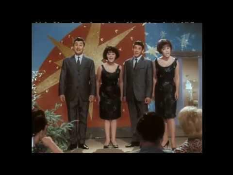 Новогодний голубой огонёк 1965 года