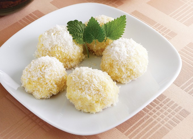 Пирожное «Рафаэлло»