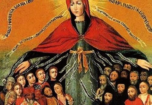 Покров Пресвятой Богородицы …