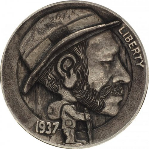 Самодельные монеты от Паоло Курсио (13 фото)
