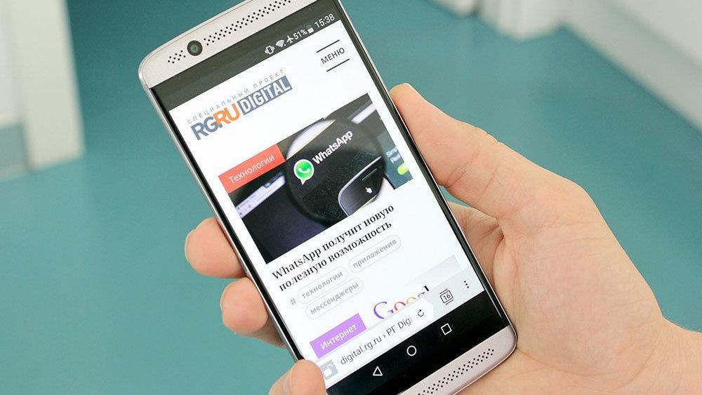 Смартфон ZTE Axon 7 mini составит серьезную конкуренцию землякам из КНР