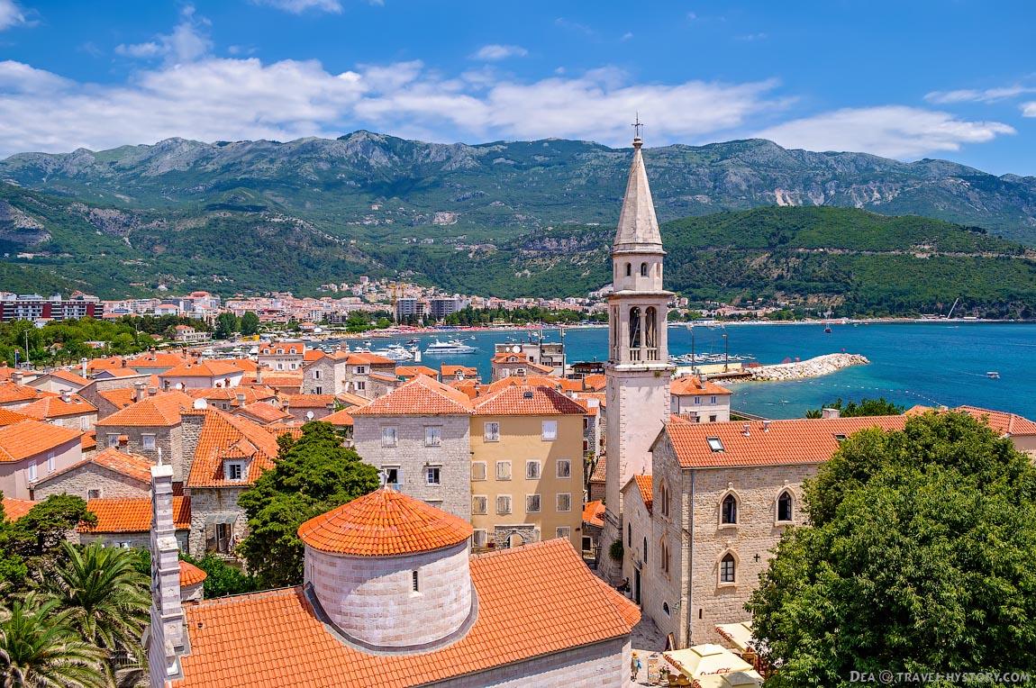 Черногория. Будва. Эмоции и советы