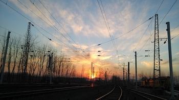 На Горьковском направлении МЖД человек попал под поезд