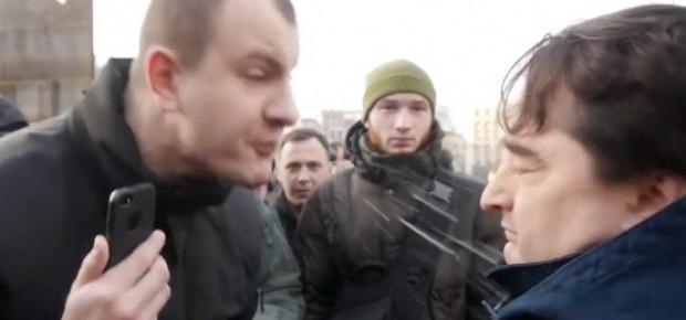 Лидер С14 Карась призвал с пониманием относиться к желанию убивать журналистов