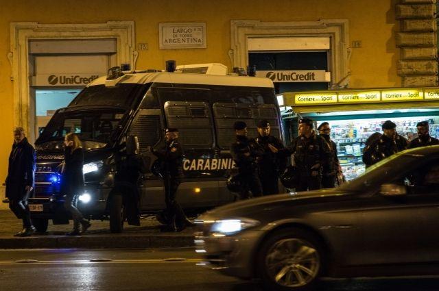 В Италии задержали 45 членов мафии «Каморра» - СМИ