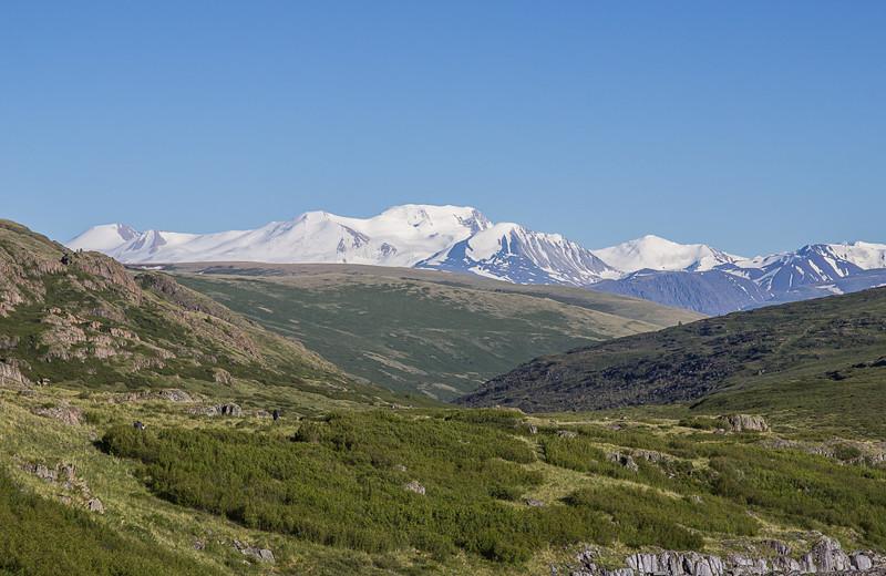 Ущелье Кара-Булак и Таван-Богдо-Ола алтай, путешествия, россия, укок, фото