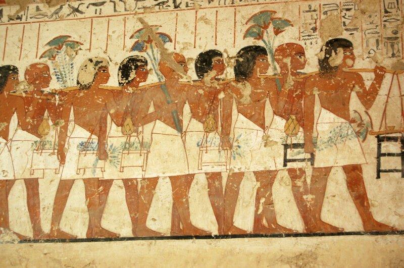 Вот как выглядела домашняя работа школьников Древнего Египта 2 тысячи лет назад