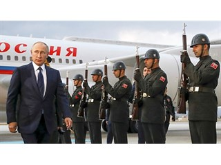 Bloomberg: Ближний Восток ув…