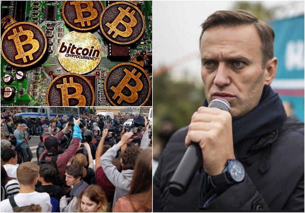 Сомнительные транзакции: раскрыто тайное финансирование Навального