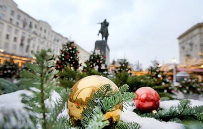 """В Москве завершается фестиваль """"Путешествие в Рождество"""""""