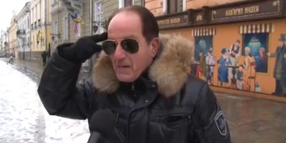 Итальянца шокировали условия жизни украинцев