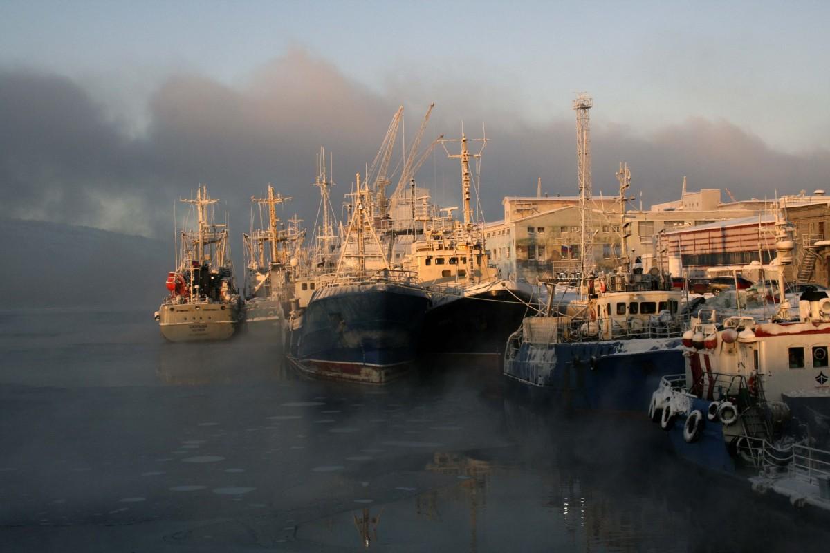 Мурманск рискует потерять рыбаков