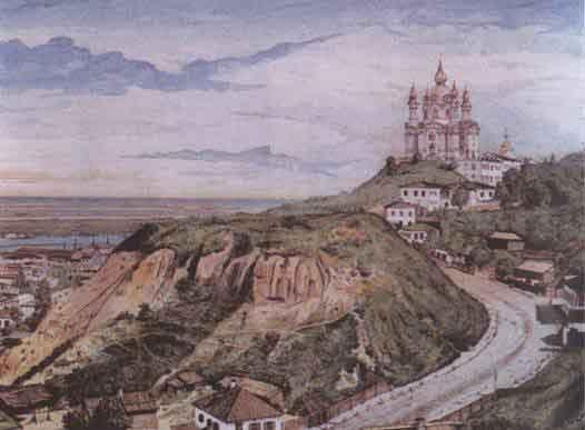 География Древней Руси. Киев=Константинополь?