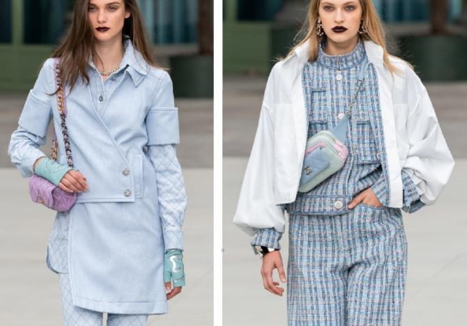 плащи  куртки шанель с показа Круиз 2020 в Париже