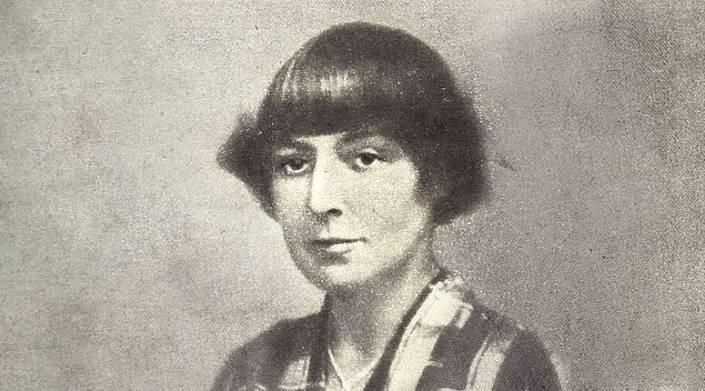 Чёлка Марины Цветаевой: история знаменитой прически