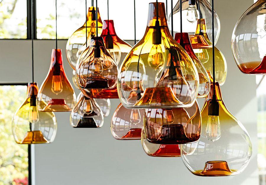 Дизайнерские подвесные светильники - Fluid Waterdrop - фото 1