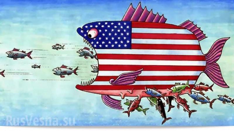 """О нравственном убийстве. Как власти США с помощью """"свободы слова"""" уничтожают другие народы"""