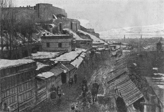 Взятие Эрзерума: кавказский …