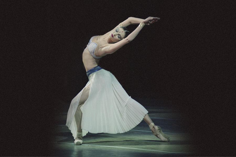 «Императорская Балерина» - Юлия Махалина