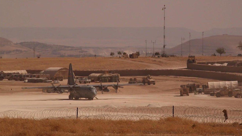 Сирия готова забрать у амери…