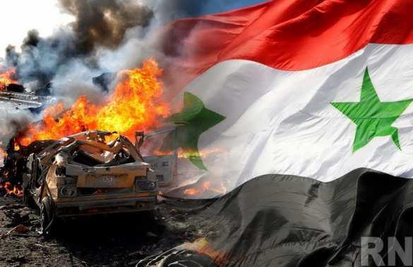 Сирийские военные уничтожили главаря террористов вАль-Латамне