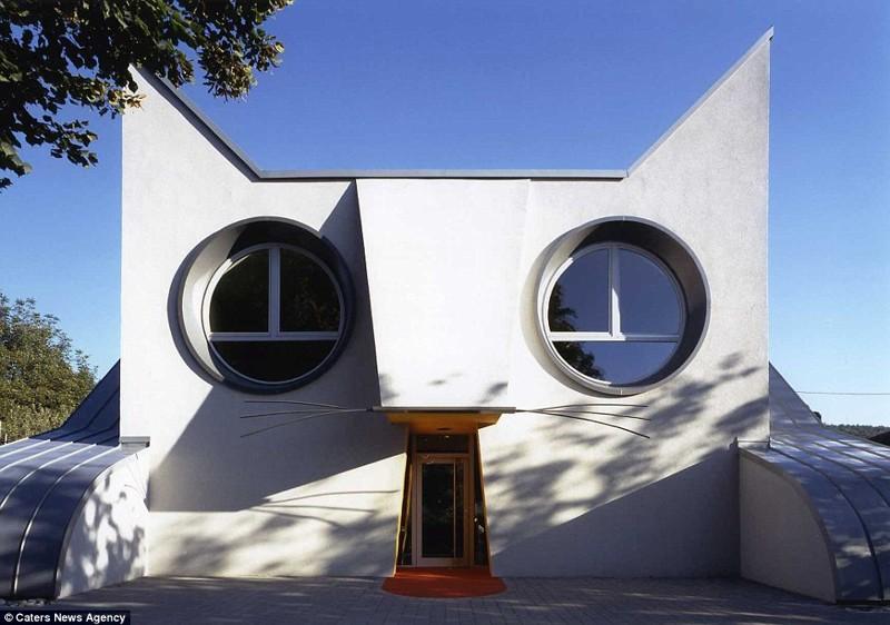 Самые оригинальные здания в виде животных по всему миру