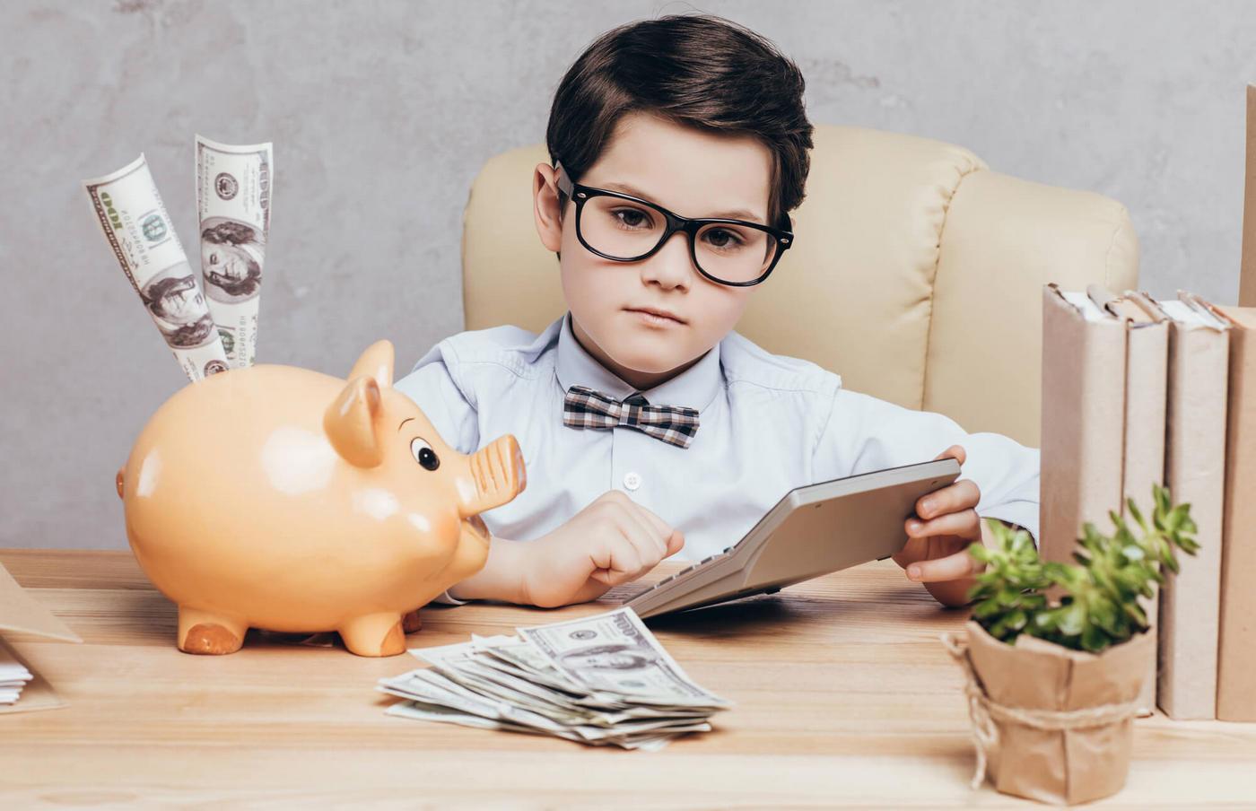 Развитие финансовой грамотности у подростков