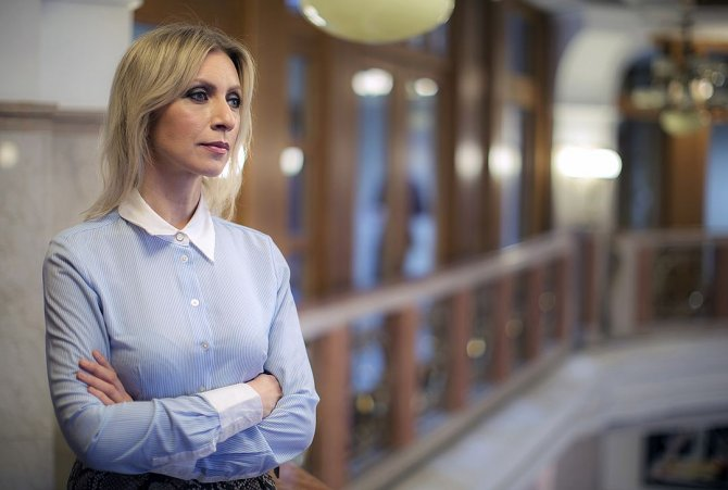 БРАВО, МАРИЯ! Захарова жёстко отчитала и дала отпор МИД Польши
