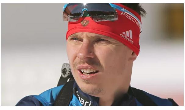 Биатлониста Евгения Устюгова лишили золота Олимпиады в Сочи