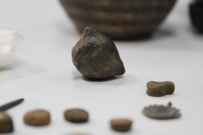 В Сибири нашли погремушку возрастом 5 тысяч лет