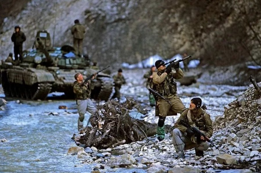 2 чеченская война