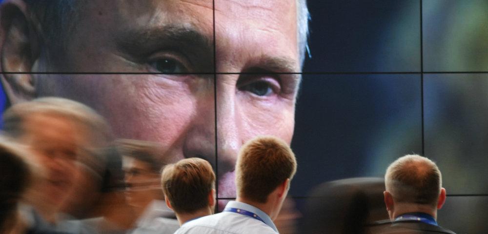 Der Spiegel: если Путин виноват в наших бедах, значит мы не виноваты