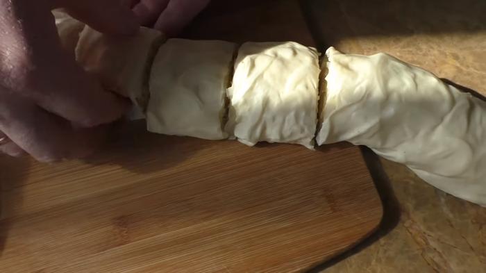 Картошка с мясом в розах! Картошка с мясом, В духовке, Вкусно, Приготовление, Другая кухня, Рецепт, Видео, Длиннопост
