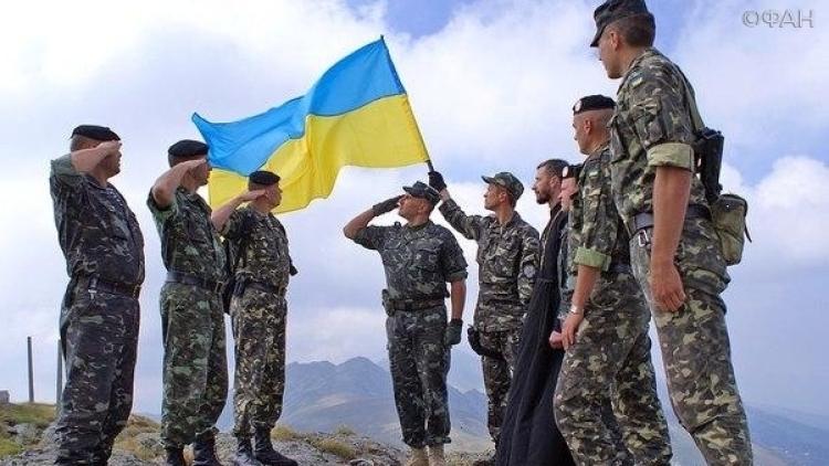 Боец ВСУ в Донбассе украл оружие из своей части, чтобы погасить кредит