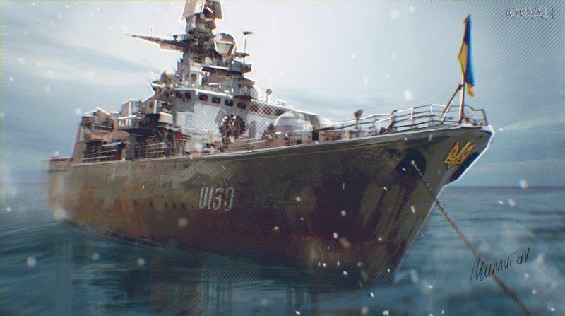 Было гладко на бумаге: как агонизирует военное кораблестроение Украины