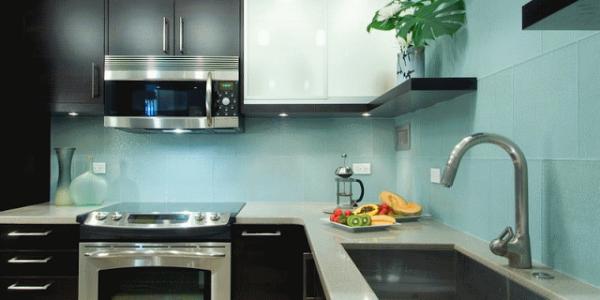 голубые кухни-4