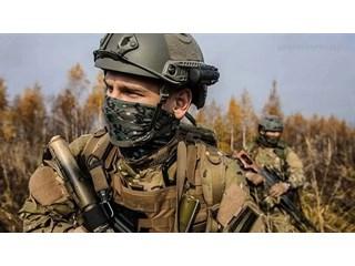 Показательный бой российского спецназа в Сирии