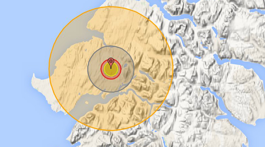 Ядерные взрывы от которых вздрогнула вся планета