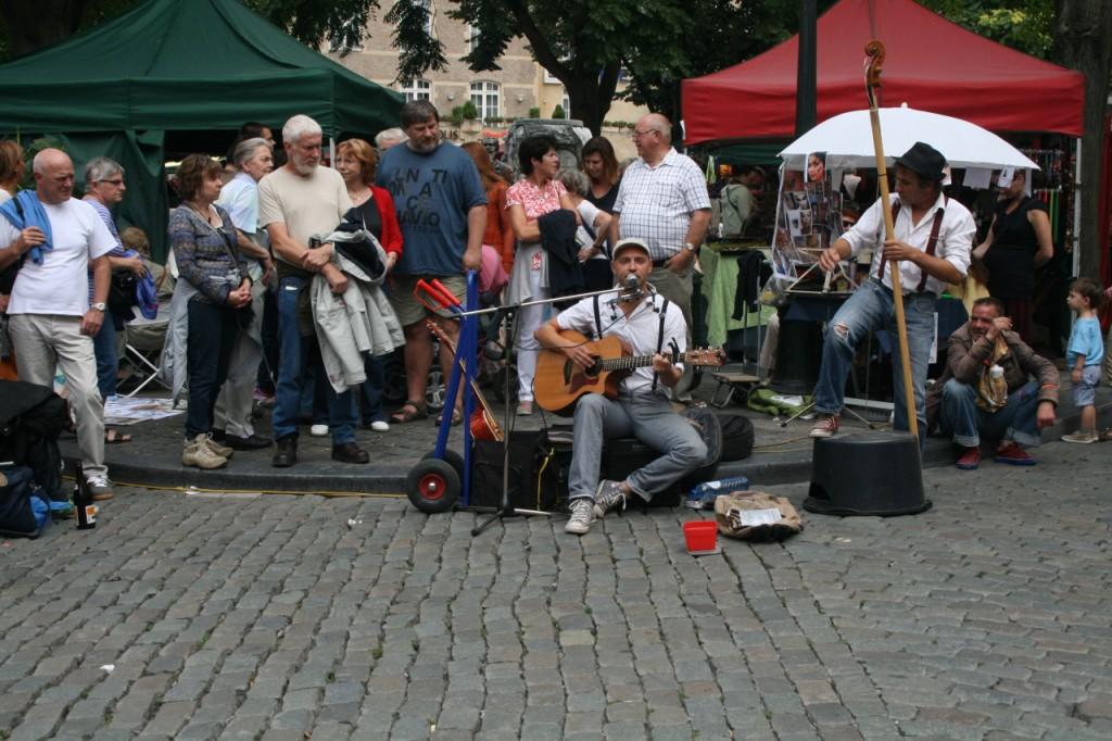 музыканты Брюсселя