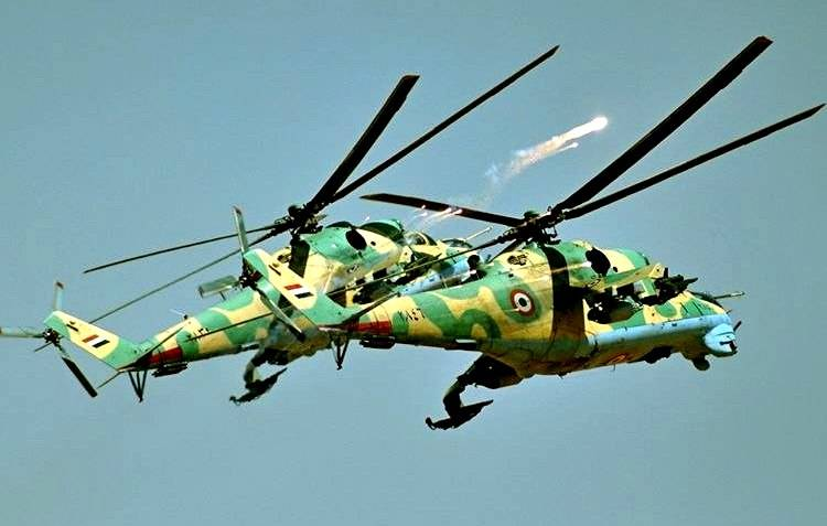 Масштабная совместная операция ВКС РФ и ВВС Сирии попала на видео