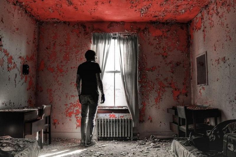 Истории настоящих домов с привидениями.