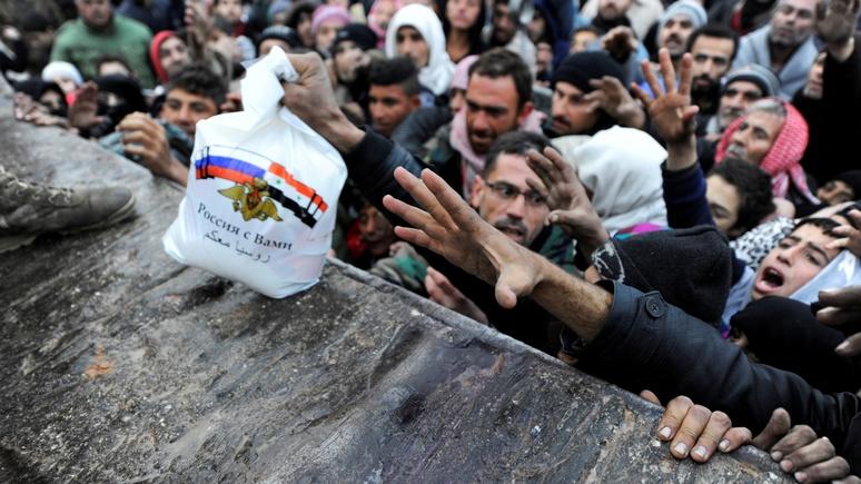 DWN: пока на Западе хаос, Россия устанавливает свой порядок на Ближнем Востоке