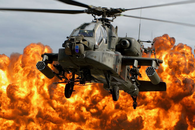 Самые дорогие боевые вертолеты в истории