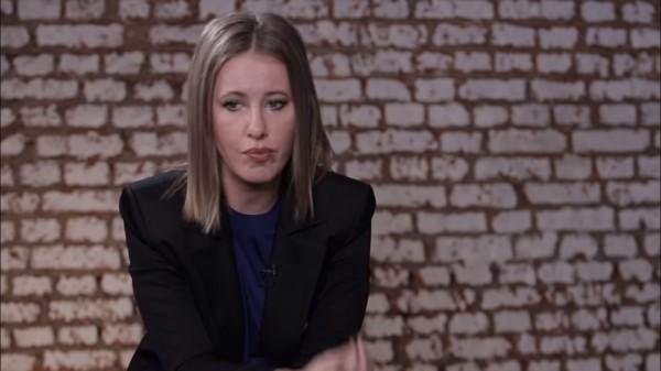 Ксения Собчак: Путин-президе…