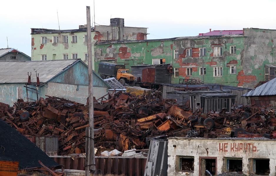 7 мертвых городов России