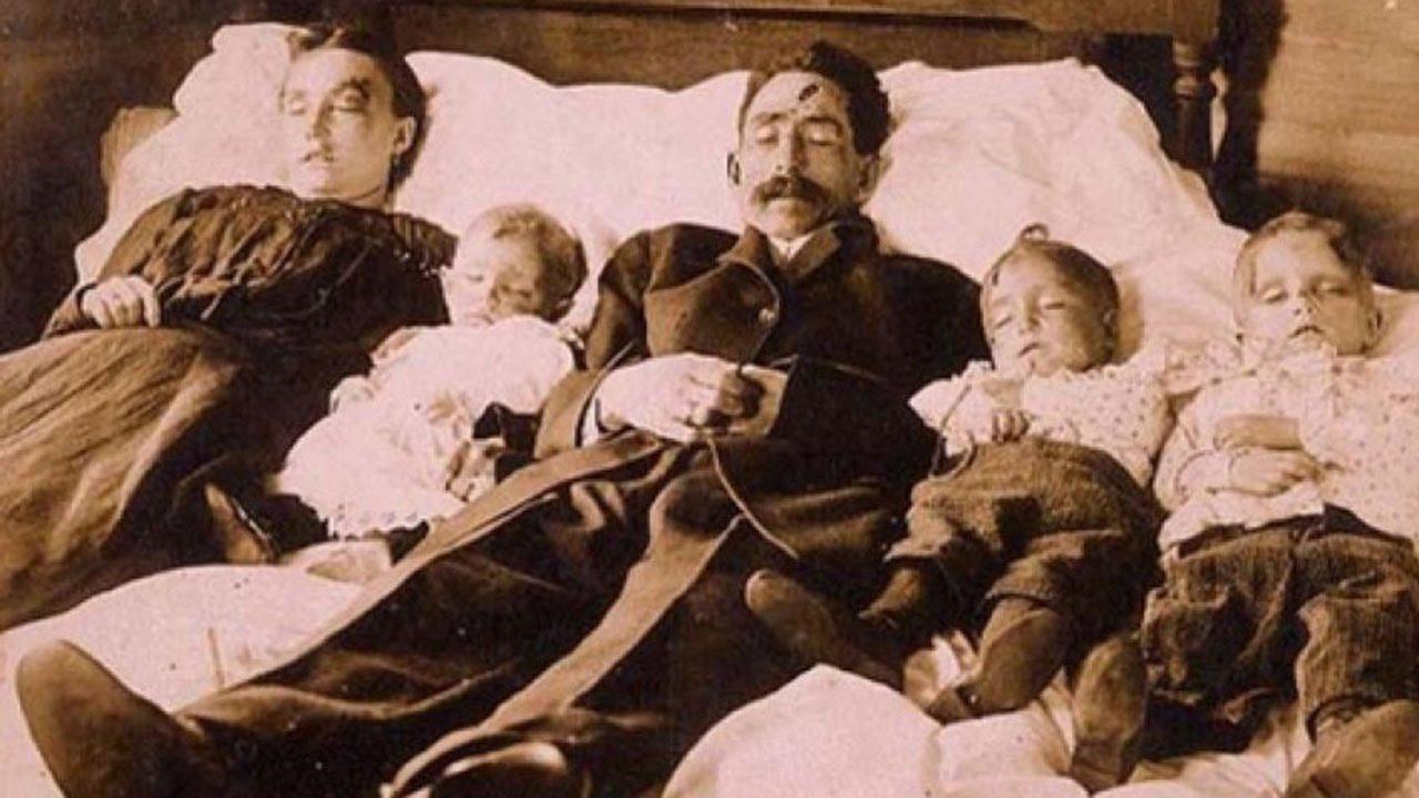 Фотографии мертвых на память: странности Викторианской эпохи