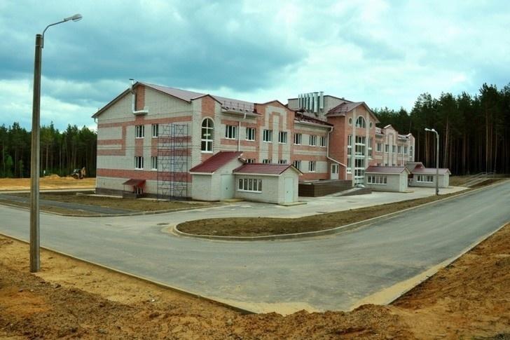 Новая поликлиника открылась в Новгородской области