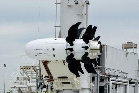 Safran начинает испытания открытого ротора