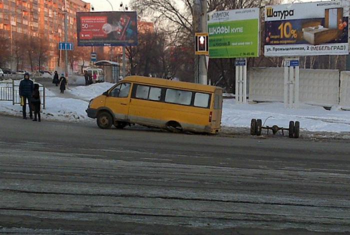 Вот незадача-то… | Фото: RUSdtp.ru.