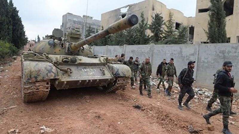Продуманные и неспешные шаги: как САА и ВКС РФ будут продолжать борьбу с ИГИЛ